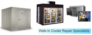 walk in cooler repair