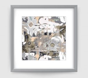 abstract art for living room