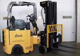 The origins of Bendi Forklift