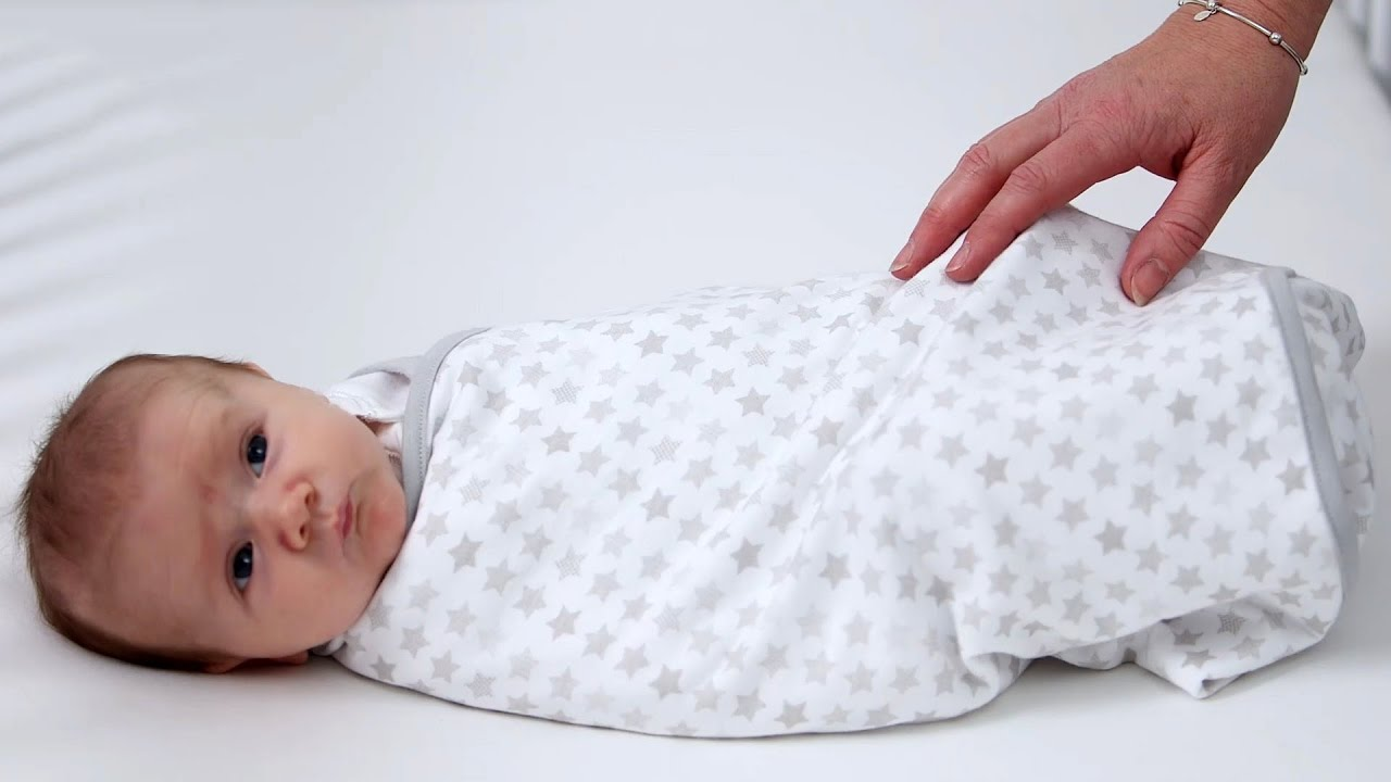 Kiddopotamus SwaddleMe swaddling blankets is also a great on the market