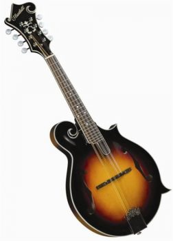Bluegrass Mandolin – A Style and F Style